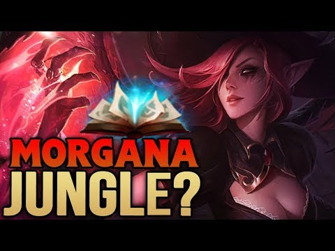 Why MORGANA JUNGLE is suddenly so strong | Gameplay Guide (League of Legends)