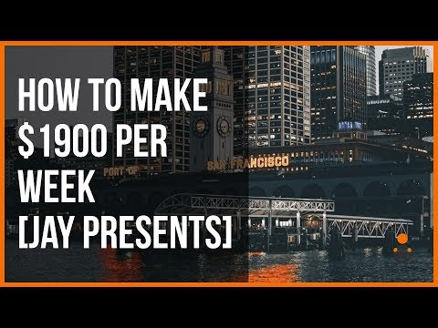 How To Make $1900 Per Week Driving for Uber and Lyft [Jay Presents]