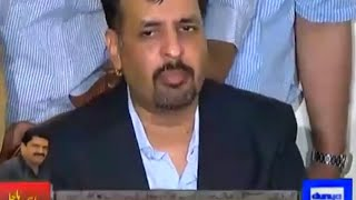 Mustafa Kamal Fiery Press Conference   Altaf Hussain is a Ruthless Killer