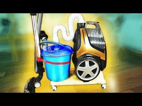 7 EASY VACUUM CLEANER HACKS