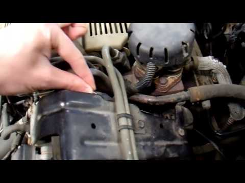 How to Adjust Shift Points on a GM 4T60 / 440-T4 Transmission