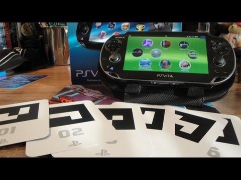 Playstation Vita Augmented Reality Games Walkthrough & Demo
