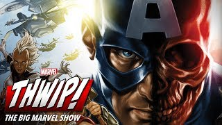 Jalapeno Challenge on THWIP! The Big Marvel Show!