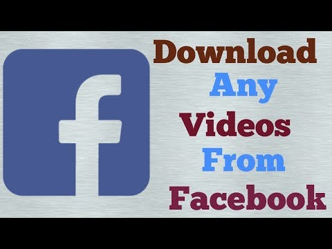 Download any videos from Facebook || Live or Shared video download from Facebook || Smooth Broadcast