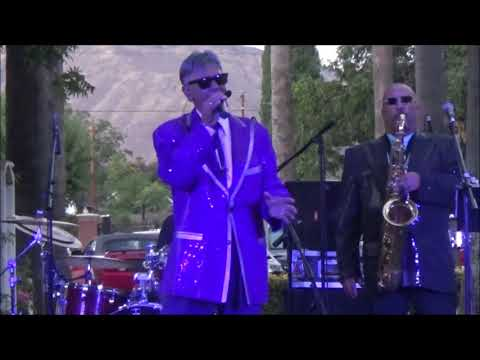 A Love Song -  Ronny & the Classics  Kool August Nights August 16, 2017   Estudillo Mansion