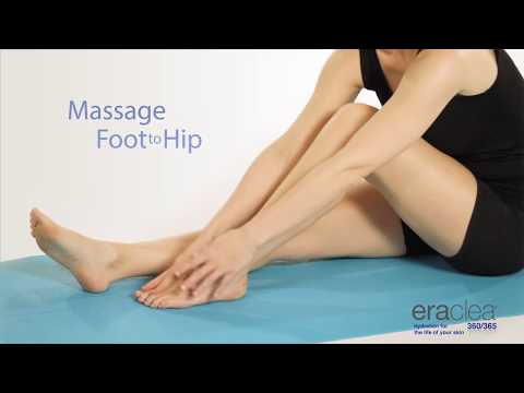Smooth and Firm Body Sculpting Cream   Leg Massage v5HighRes