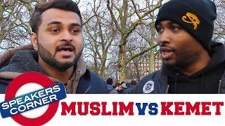 Scientific Muslim Grills Kalam  Did Allah Cause The Big Bang?   Speakers Corner