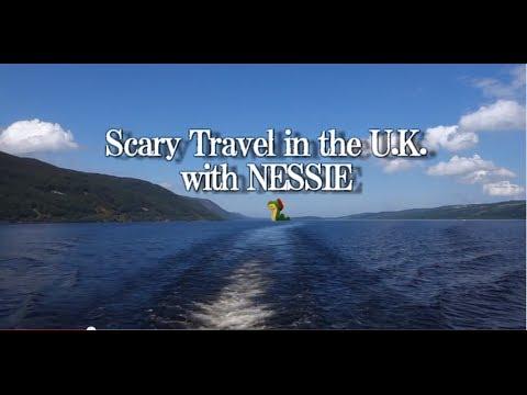 Travel with NESSIE #1 Inverness, Loch Ness