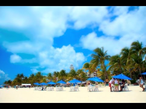 My Holiday at Mexico 2014 (Cancún, Isla Mujeres, San Miguel de Cozumel)