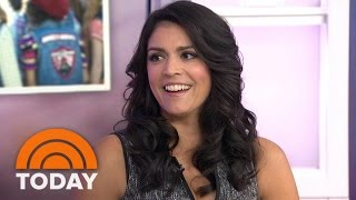 Cecily Strong: I Try To Play Melania Trump As 'Likable' On SNL | TODAY