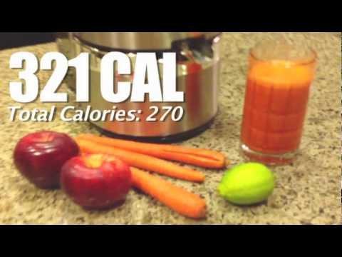 High Energy Juice Recipe Easy & Healthy Juicer