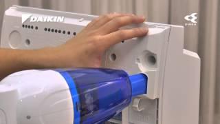 DAIKIN 大金電光2極能空氣潔淨機 清潔及保養