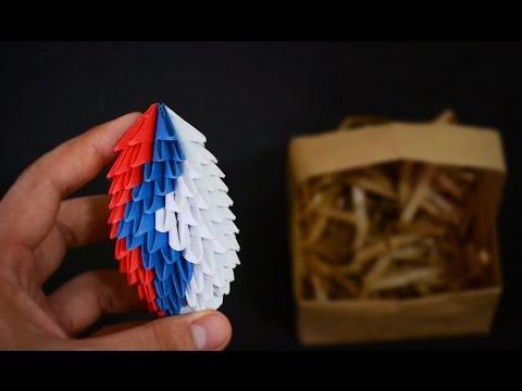 Origami: Easter egg 3D