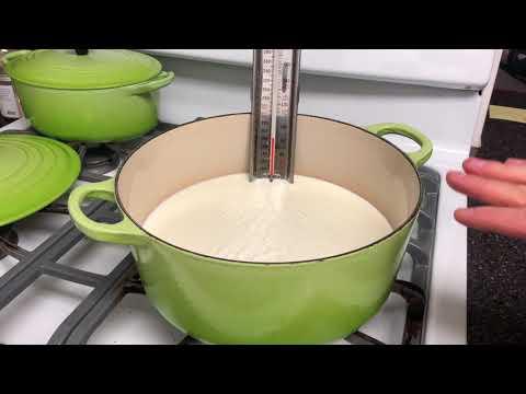 How to Make Homemade Yogurt - Easy, Natural, Organic Yogurt Instructions