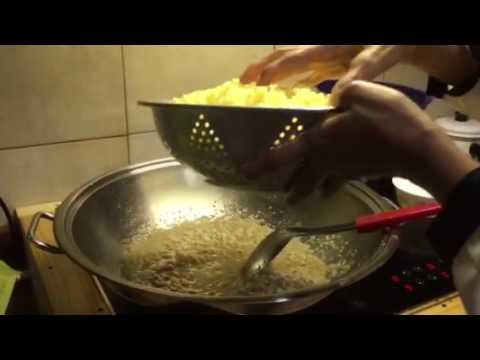 Cara-cara membuat inti epok-epok pie/karipap/currypuff/pastel/jalang kotek