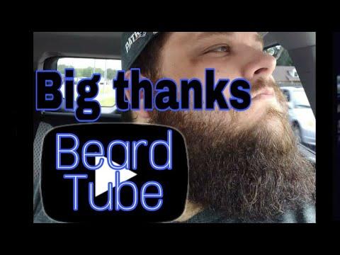 Beard Tube *God Of Beard's* Big Thank's Bro