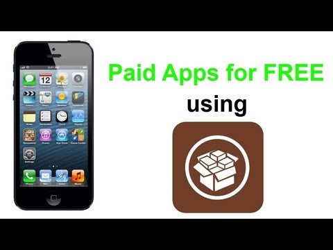 Get Paid Apps for Free After iOS 7.1.1 & 7.1 Jailbreak - Cydia (Like Install0us) [Also for iOS 6]