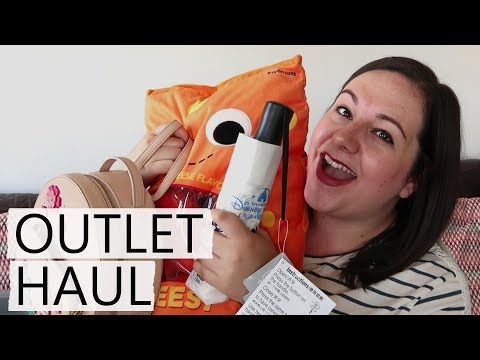 Vineland Premium Outlet Haul! | Florida 2018!