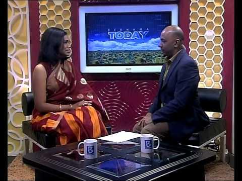 Miss Global Malaysia India on Bernama TV 2014 (Part 1)