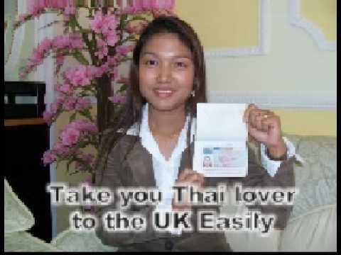 Thai Girlfriend UK Visa