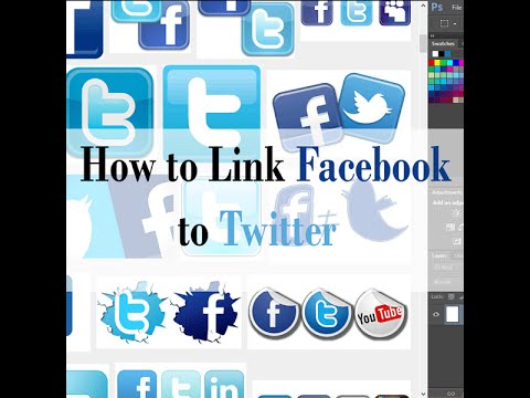 how to link facebook to twitter-Auto post to twitter through facebook