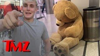 Jake Paul Tells Us The Story Behind The TSA