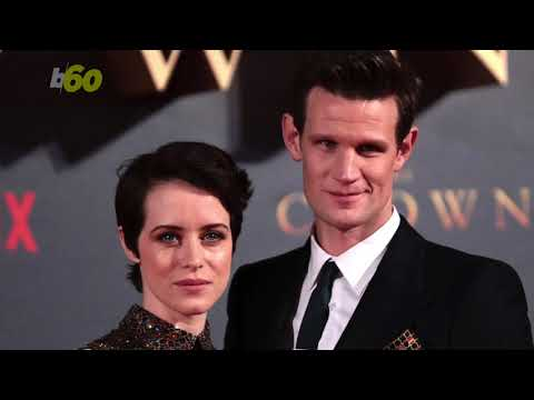 Fans of 'The Crown' Start Petition Urging Star Matt Smith to Donate Pay Disparity to Time's Up