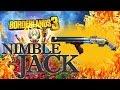 BORDERLANDS 3 ~ NIMBLE JACK [Arme Légendaire] ~ (Drop : Belle Jackie)