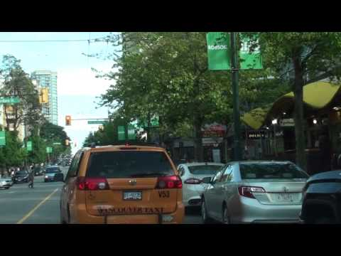 Denman St To Robson St, Vancouver, BC V6G