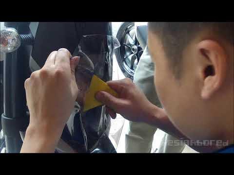 Headlight tint: KTM 990 SM   Ducati Hyperstrada
