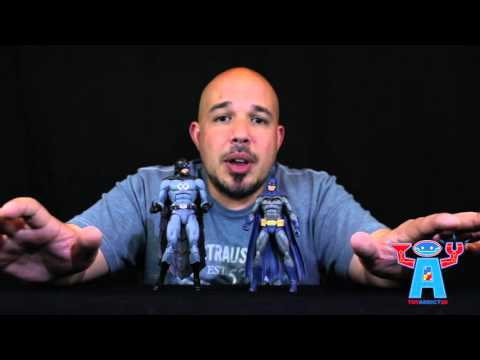 DC Icons VS DC Collectibles Standard Figures