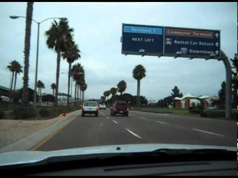 Driving to Coronado-Vic´s Cali 2010 Tour Day 16