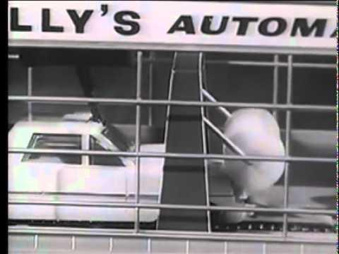 Vintage - Remco Car Wash Commercial