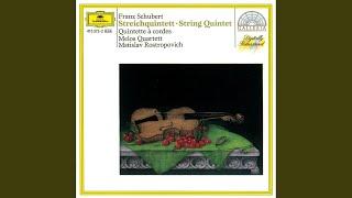 Schubert String Quintet In C D956  3 Scherzo Presto  Trio Andante Sostenuto