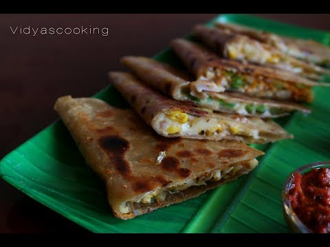 3 Easy Paratha Recipes in Association with Somey's Kitchen