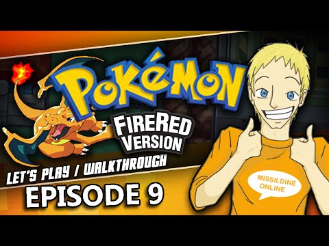 Pokemon Fire Red & Leaf Green Walkthrough | Episode 9 | Vermillion City!