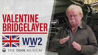 Tank Chats #60 Valentine Bridgelayer | The Tank Museum
