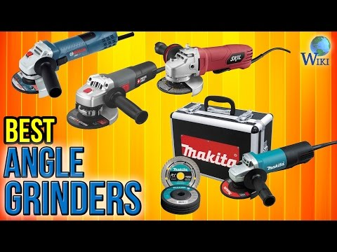 10 Best Angle Grinders 2017