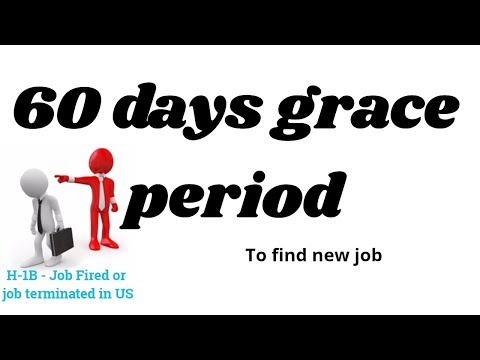 Do you know if your terminated in US  while on H-1B -60 grace period to find new job