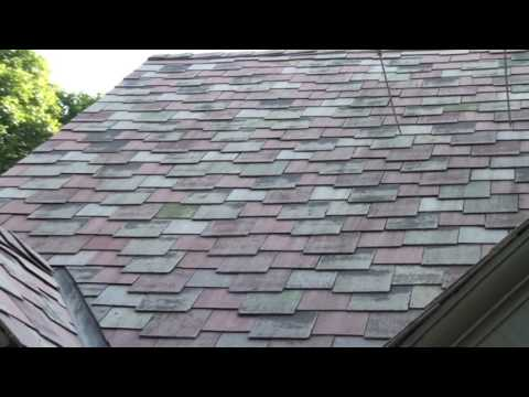 Slate Roof Cleaning Des Moines, Iowa