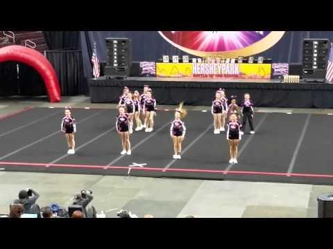 American Cheer Power - Hershey Park, PA - Revolutions All-Stars