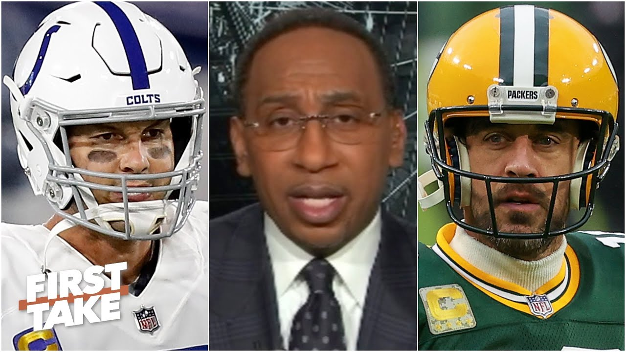 Stephen A. reacts to the Packers' loss to the Colts in Week 11 | First Take