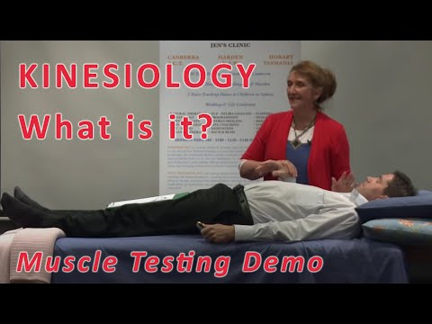 Jen Luddington - Introduction to Kinesiology (What is it? How does it work?)