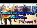 what lovers do ft maroon 5 || zumba || dance fitness
