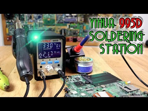 Yihua 995D soldering station
