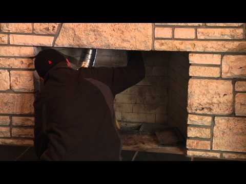 Barbecues Galore Woods Fireplaces: Our Gas Fireplace Insert Install Process