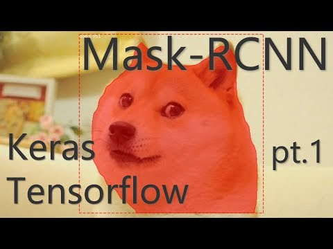 Mask RCNN with Keras and Tensorflow (pt.1) Setup and Installation