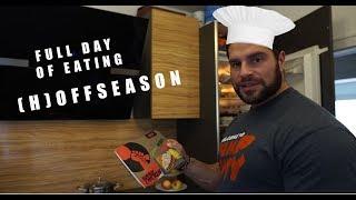 FULL DAY OF EATING (H)OFFSEASON