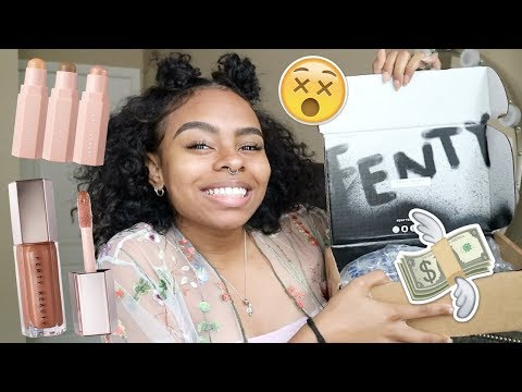 FENTY BEAUTY First Impressions! | Is It Worth The Money???