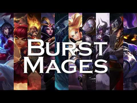 Beginner's Guide to Burst Mages